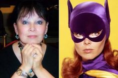 Yvonne Craig, actress best known for playing Batgirl, dies aged 78 after battle with breast cancer - August 2015 Batman 1966, Batman Comics, Batman And Superman, Batgirl Cosplay, Batman Tv Show, Batman Tv Series, Yvonne Craig, James Gordon, Best Costume Design