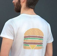 Some collaborations make sense but others are a bit unexpected.  Like thisMcDonalds once teamed up with Paris-based streetwear authority Colette. Why? We dont know. But the capsule collection of tee-shirts tote bags and scarves showcases iconic McDonalds colors as well as products in a pixilated fashion which were later used as part of an outdoor poster campaign. Follow the link in the bio for more.  #collab #streetwear #streetstyle #urban #street #style #fashion #instagood #instadaily…