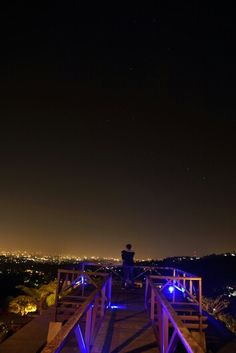 this is a view from dago, bandung, indonesia