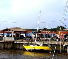 Port d'Andernos-les-Bains