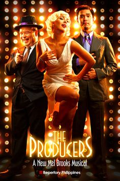 THE PRODUCERS: Bringing the Musical Laugh Riot From Broadway to Manila