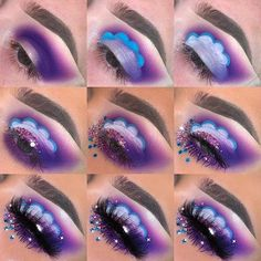 Miranda Sipko (@miraxglam) • Instagram photos and videos Eyebrow Makeup, Eyeshadow Makeup, Makeup Art, Makeup Cosmetics, Beautiful Eye Makeup, Flawless Makeup, Makeup Pictorial, Baddie Makeup, Creative Makeup Looks