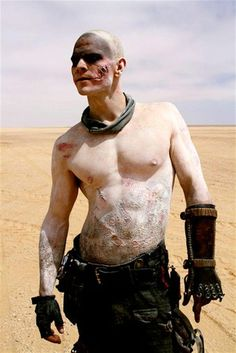 Slit from Mad Max Fury Road