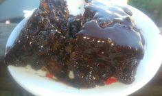 Ο κόσμος ο δικός μου : Ζουμερή σοκολατόπιτα νηστίσιμη