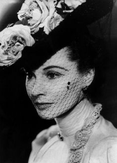 Vivien Leigh. I absolutely love her.