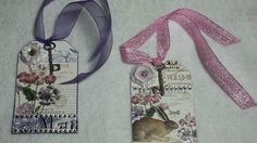 DIY~Recycle Your Old Calendar Into Simple, Beautiful Gift Tags! - YouTube
