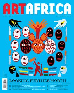 ART AFRICA Partners with the French Institute of South Africa (IFAS) / ART AFRICA devient partenaire de l'Institut français d'Afrique du sud (IFAS) France, Art Fair, Congo, Emo, South Africa, Invitations, Movie Posters, Magazine, Gold