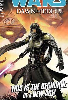 Star Wars, dawn of the jedi (dark horse comics)