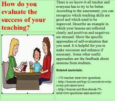 10+ Teacher interview questions ideas | teacher interviews ...