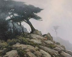 Pt Lobos Mist