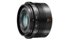 Panasonic Leica DG 15mm f/1.7