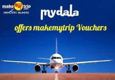 Are you planning for a trip then nothing is better than MakeMyTrip. MakeMyTrip offers you MakeMyTrip coupons for make your trip comfortable. It saves on your pocket and you can make your trip in easily way.