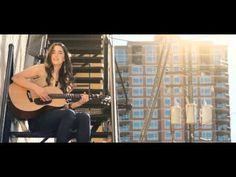 """▶ """"Through My Father's Eyes"""" (Official Music Video) - Christian Singer, Holly Starr - YouTube"""