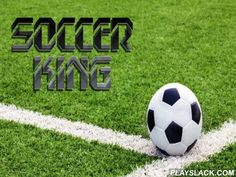 Soccer King  Android Game - playslack.com , oversee your popular football club or national team. compete friendly matches, take part in disparate competitions and championships. Get ready for non-stative football games at the champion playgrounds in this game for Android. purchase disparate players, each of which is special. Create an excellent placement for your popular team. Control players of your team on the tract. Pass the ball from one player to another. Go around opponent's preservers…