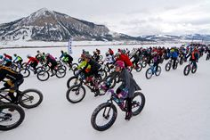 It's that time of year again! The 2nd Annual Fat Bike Worlds Kicks Off in Crested Butte. Watch this short video for a recap of last year's events. On Wednesday, January 24th, the  party starts with a kick off party at the Brick Oven Pizzeria and Pub (223 Elk Avenue) at 5:30 pm. Pick up your race packets and enjoy free beer as well as the segment in Warren Miller's Here, There, Everywhere film from last year's Fat Bike Worlds. Thursday, the North Village Race will take place. This race is…