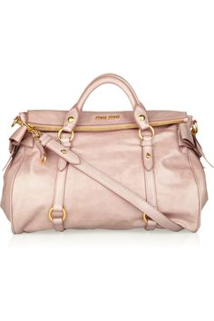 97972b10add2 Miu Miu - Vitello bow-embellished leather tote