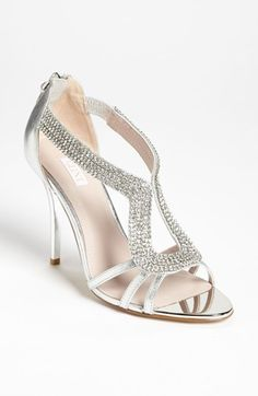 Mother of the Bride Shoes -- Glint 'Daryn' Sandal available at #Nordstrom