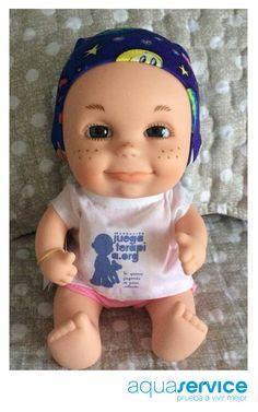 También Dulce nos envía la foto de su Baby Pelón. Gracias por participar en los sorteos Aquaservice.