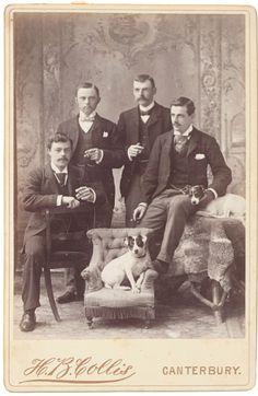 From the e-book album Dandies & Dogs Antique Photos, Vintage Photographs, Vintage Photos, Jack Russell Dogs, Jack Russell Terrier, Photos With Dog, Rat Terriers, Sad Faces, Dog Rules