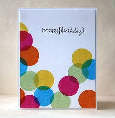 Stamp It! Cards Vol. 9 by L. Bassen, via Flickr