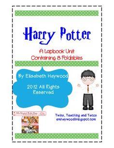 Harry Potter Lapbook