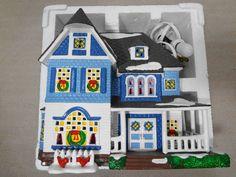 Dept 56 Snow Village Shingle Victorian House 54884 American Architecture Series