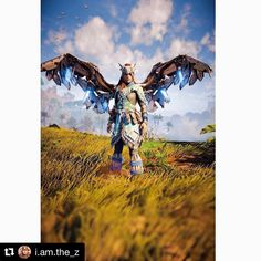 """Mi piace"": 161, commenti: 3 - @horizonzerodawnpics su Instagram: ""This may be the coolest Horizon picture I have seen! @i.am.the_z #horizon #zerodawn…"""
