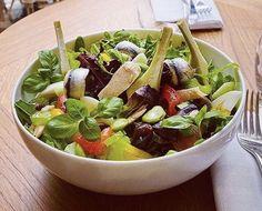 Cantaloupe, Salads, Fruit, Food, Essen, Meals, Yemek, Salad, Eten