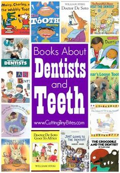 Books About Dentists And Teeth