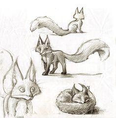 Photos dessin du petit prince avec le renard
