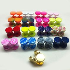 Cyber Monday Deals @JeremiahImports.com  Pink 1 pair fashi...  http://www.jeremiahimports.com/products/pink-1-pair-fashion-men-new-hot-cool-fake-ear-plugs-stud-earrings-8mm-stainless-steel-candy-color-spring-summer-gold-jewelry-piercing?utm_campaign=social_autopilot&utm_source=pin&utm_medium=pin