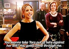 """When the gang showed Tara who her real family were 