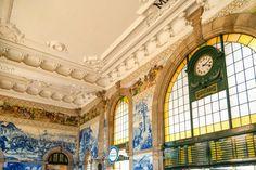 Estación de Sao Bento , Oporto | Turismo en Portugal