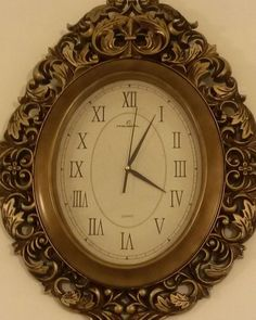 Beautiful Antique Wall Clock  Price Rs 2500 Free Home Delivery Cash On Delivery 18 months machinery warranty For order and more information kindly watsapp us on 03122640529