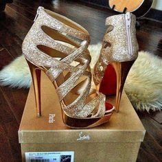 These are at the very top of my shoe list! Louboutin