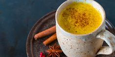 Turmeric Tea/latte – Golden Milk Recipe Makes two cups – Jacky Brown Nutrition