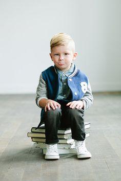 Gap Kids Back to School Looks {For the Boys} | Sweet Little Peanut