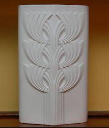 Rosenthal Studio Linie. Form 3533. Vintage Vases, White Vases, As You Like, Studio, Design, Home Decor, Simple Lines, Decoration Home, Room Decor