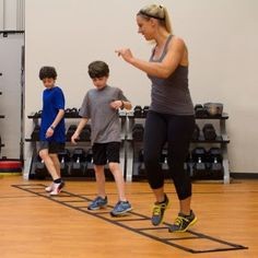 #FRIDAYFITNESS #Make Exercise Fun for Kids Research has shown a good predictor of an adult's activity level is their activity level from childhood! This makes an active lifestyle even more critical for children... not only for their health today, but also for their future health and fitness levels. The Centers for Disease Control recommends children exercise at least 60-minutes per day. View the full article on our Facebook page, www.facebook.com/prismfitnessgroup