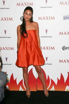 Fox at the Maxim Hot 100 party in 2007. (Getty)