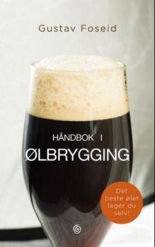 Håndbok i ølbrygging av Gustav Foseid (Heftet)