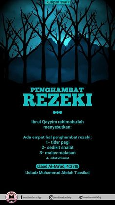 17 Best Rezeki Quotes Images Quotes Inspirational Quotes