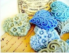 Creative Handmade Natural Soaps 7-4