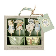 Hey, I found this really awesome Etsy listing at https://www.etsy.com/listing/466663397/peter-rabbit-cupcake-kit-with-24-toppers