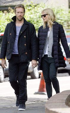 Gwyneth Paltrow & Chris Martin from The Big Picture: Today's Hot Pics! | E! Online
