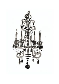 boudoir chandelier by madeline paternot