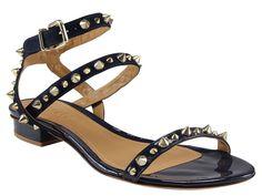 tendências em texturas, materiais e detalhes [sapatos]  Marca: Schutz  Foto fornecida pela assessoria de imprensa da marca.