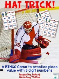 5 Different Bingo Games To Practice Basic Math Skills Place Value
