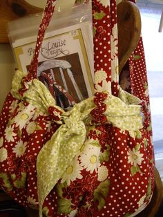 Cute for a diaper bag!