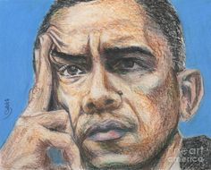 pencil drawings of president obama - Google Search